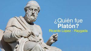 ¿Quién fue Platón?